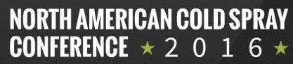 North American Cold Spray Conference 2016
