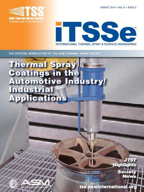 ITSSE Magazine Cover