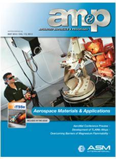 AM& P Magazine Cover