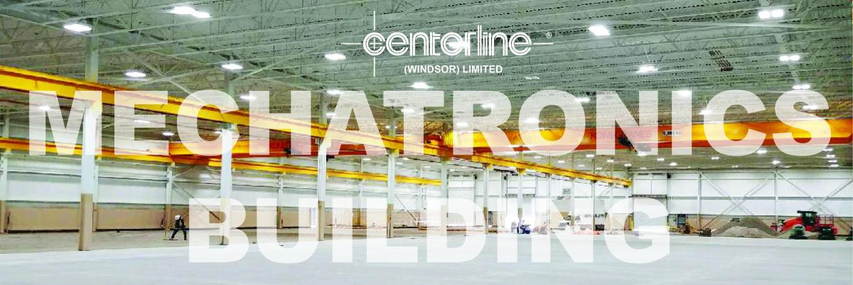 CenterLine Mechatronics Building
