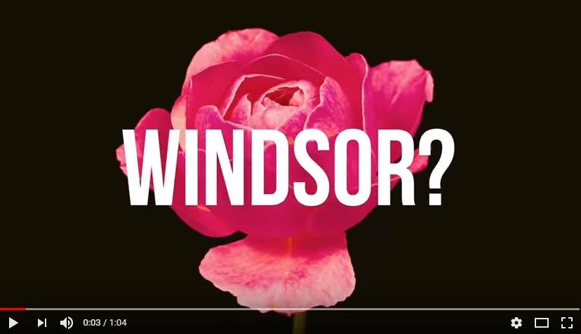 yourWindsor YouTube screenshot
