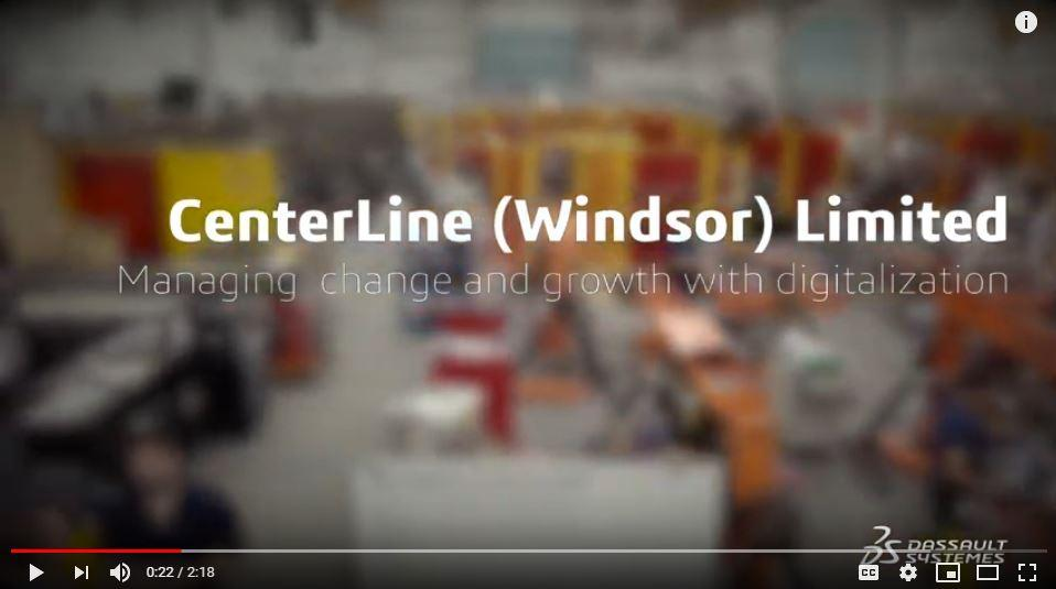 CenterLine Youtube screenshot from video